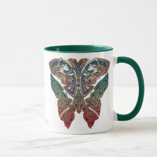 ケルト族の芸術猫のマグ マグカップ
