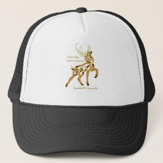 ケルト族の雄鹿 キャップ
