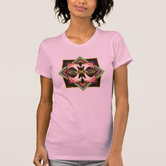 ケルト族の馬の女性ファッションのTシャツ Tシャツ