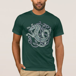 ケルト族の馬 Tシャツ