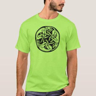 ケルト族犬 Tシャツ