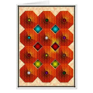 ケルト族OCTOGANS カード