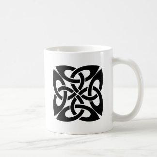 ケルト結び目模様 コーヒーマグカップ