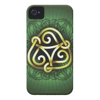 ケルト結び目模様 Case-Mate iPhone 4 ケース