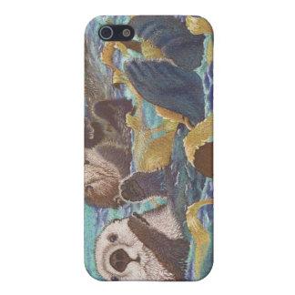 ケルプの看守-ラッコ iPhone 5 CASE