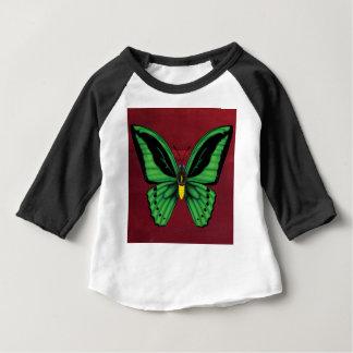 ケルンのBirdwingの蝶 ベビーTシャツ