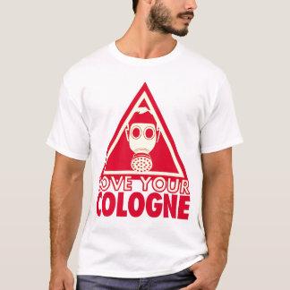 ケルンGasmask Tシャツ
