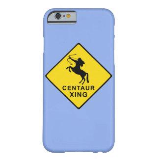 ケンタウルスの交差-印 BARELY THERE iPhone 6 ケース