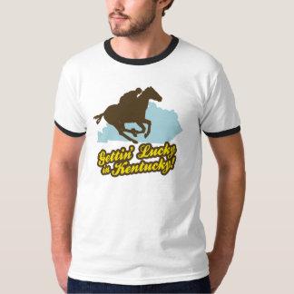 ケンタッキーで幸運なGetting Tシャツ
