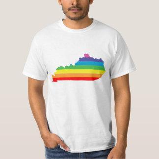 ケンタッキーのプライド。 しまのある Tシャツ