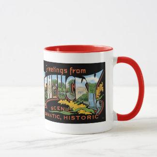 ケンタッキーのマグ マグカップ