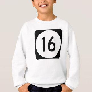 ケンタッキーのルート16 スウェットシャツ