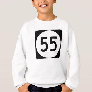 ケンタッキーのルート55 スウェットシャツ