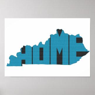 ケンタッキーの故郷の州 ポスター