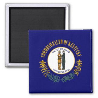 ケンタッキーの旗 マグネット