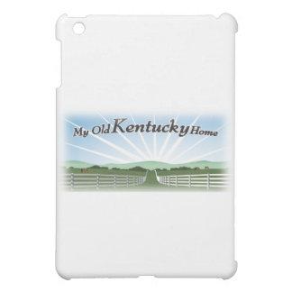 ケンタッキーの私の古い家 iPad MINIケース