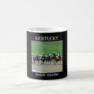 ケンタッキーの競馬 コーヒーマグカップ