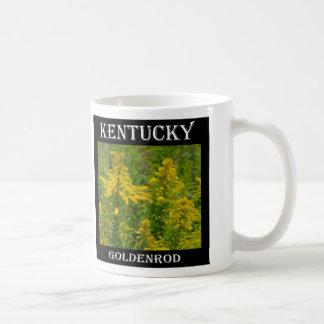 ケンタッキーのGoldenrod コーヒーマグカップ