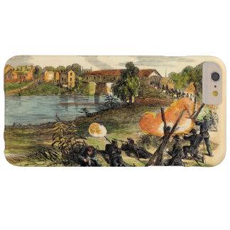 ケンタッキーへのアメリカ南北戦争のモーガンの侵略 BARELY THERE iPhone 6 PLUS ケース