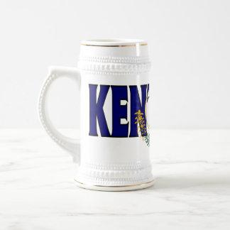 ケンタッキーステイン ビールジョッキ