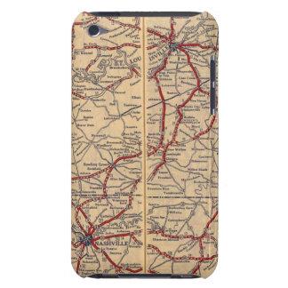 ケンタッキー、テネシー州3 Case-Mate iPod TOUCH ケース