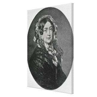 ケントの公爵夫人 キャンバスプリント