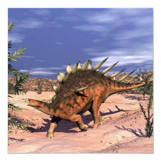 ケントロサウルスの恐竜 カード