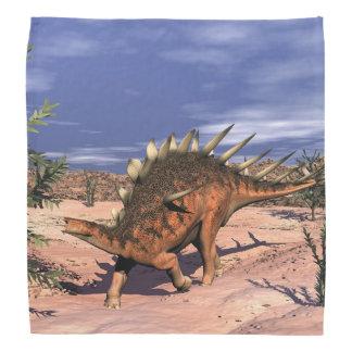 ケントロサウルスの恐竜 バンダナ
