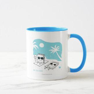 ケンドール及びPaige -ビーチ マグカップ