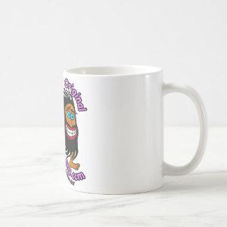 ケンボブ元のBarefootRunning.com コーヒーマグカップ