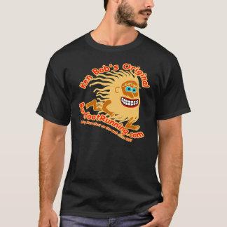 ケンボブ元のBarefootRunning.com Tシャツ
