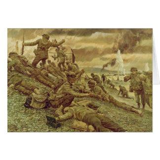 ケンライリーの第二次世界大戦によるオマハの最初波 カード