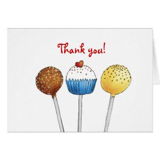 -ケーキの破裂音-挨拶状そんなにありがとう カード
