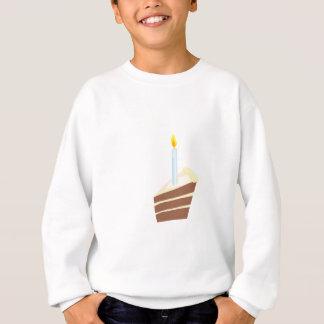 ケーキの誕生会 スウェットシャツ