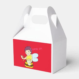ケーキ用ボックス昆虫4の姉妹1-29年 フェイバーボックス