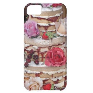 ケーキ iPhone5Cケース