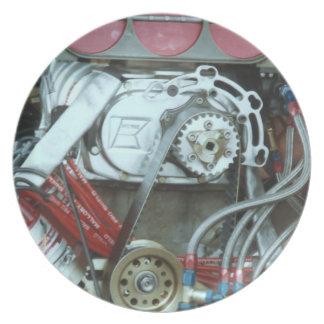 ケージャンの国民からの車モーター プレート