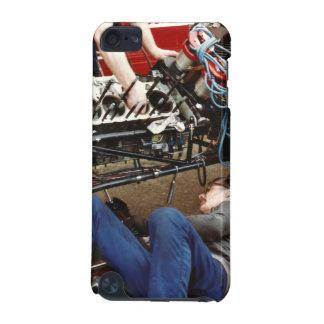 ケージャンの国民からの車モーター iPod TOUCH 5G ケース