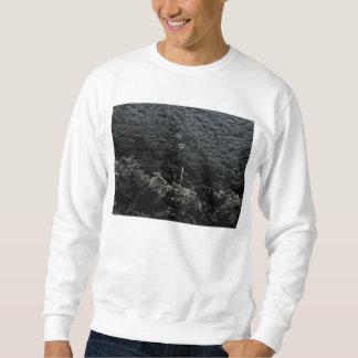 ケーブル・カーを使用して山の上 スウェットシャツ
