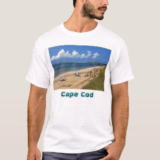 ケープコッドのビーチ Tシャツ