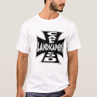 ケープコッドの庭師のワイシャツ Tシャツ