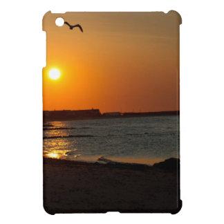ケープコッドの日の出 iPad MINIケース