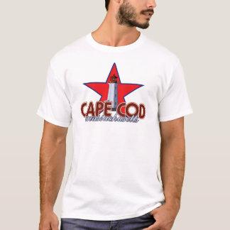 ケープコッドの灯台 Tシャツ