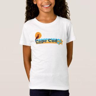 """ケープコッドの""""ビーチ""""の設計 Tシャツ"""