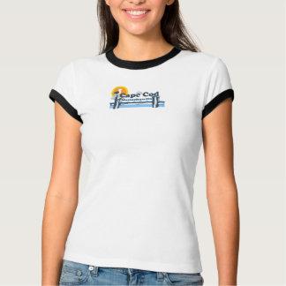 """ケープコッドの""""学校代表""""の設計 Tシャツ"""