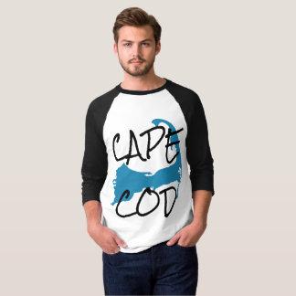 ケープコッドマサチューセッツワイシャツ、信号器のスタイル Tシャツ