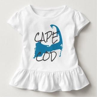 ケープコッドマサチューセッツ幼児のワイシャツ トドラーTシャツ