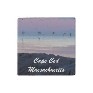 ケープコッドマサチューセッツ石造りの磁石 ストーンマグネット