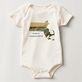 ケープコッド橋マサチューセッツ乳児のボディスーツ ベビーボディスーツ