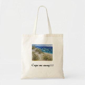 ケープコッド砂丘 トートバッグ